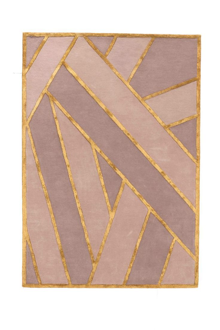 A new rug from the Nesso collection designed by Matteo Cibic