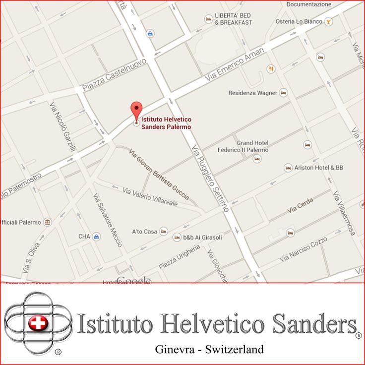 Istituto Helvetico Sanders Palermo Piazza Castelnuovo, 12 90139 Palermo 800 283838