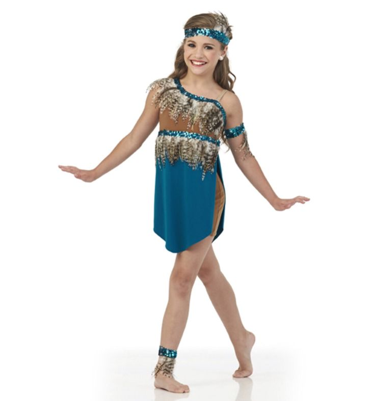 "Mackenzie Ziegler Modelled for ""Cici Dance Creations"" [2015]"