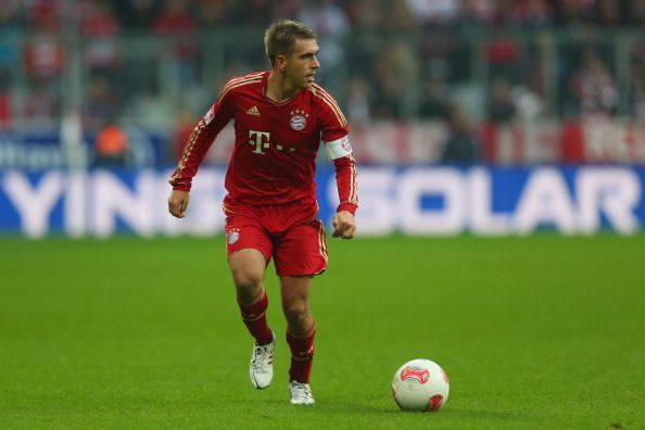 Phillipp Lahm of Germany and Bayern Munich. Salary - $13.5M Sponsorship - $8M