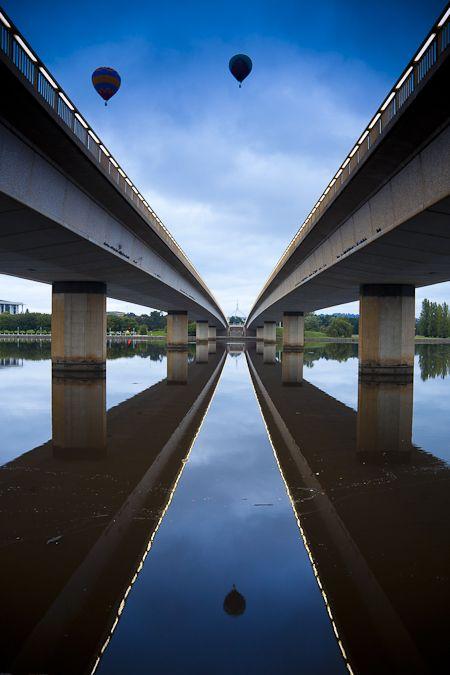 Commonwealth Avenue Bridge - Canberra