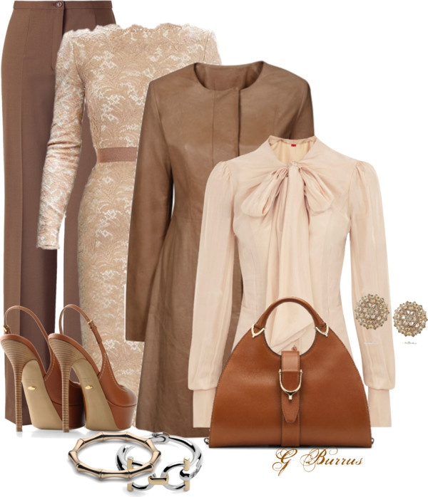 "Soft Autumn-""Icons of Heritage with Gucci"" by gaburrus on Polyvore"