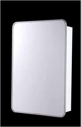 Ketcham 105RSWT 16 X 22 Surface Mounted Medicine Cabinet S.S Mirror Frame  At Bluebath.com