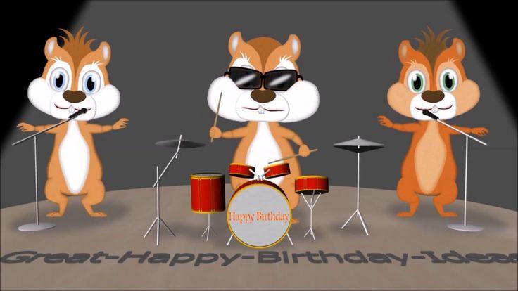 funny happy birthday song monkeys sing happy birthday to - 736×414