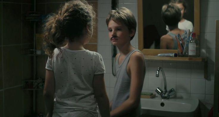 Tomboy: Zoé Héran as Laure-Michaël in Tomboy (2011)