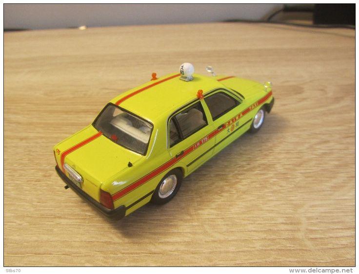 Daiwa Taxi Toyota Crown, 1/43 (AD07)