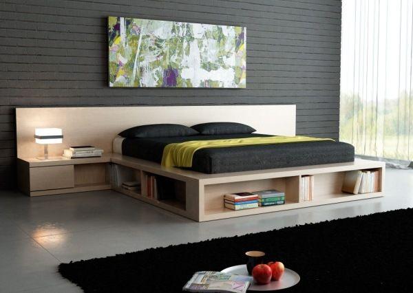 Кровать-подиум: идеи и воплощение своими руками — Своими руками