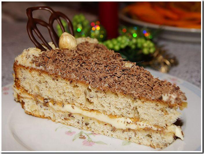 рубленный торт рецепт в молнии