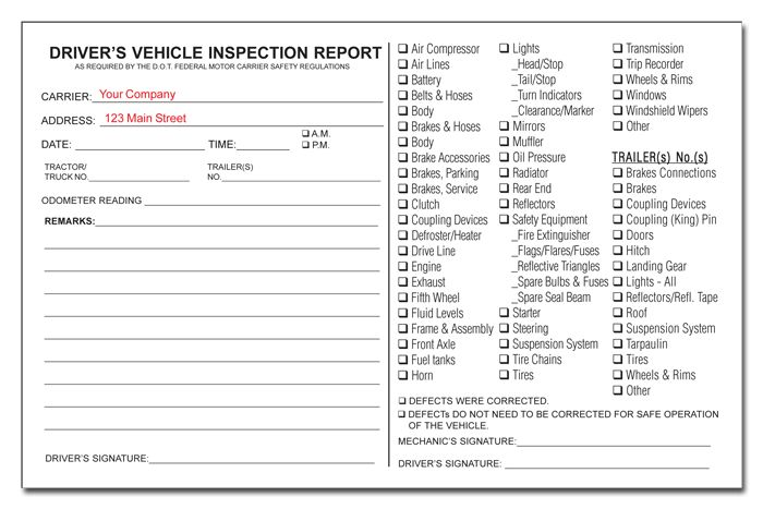 20 Annual Vehicle Inspection Stickers
