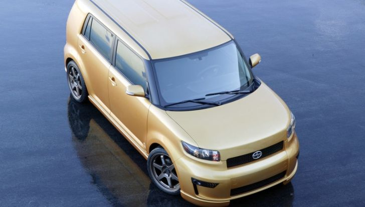 2013 Scion Xb Is An Outstanding Young Family Car Scion