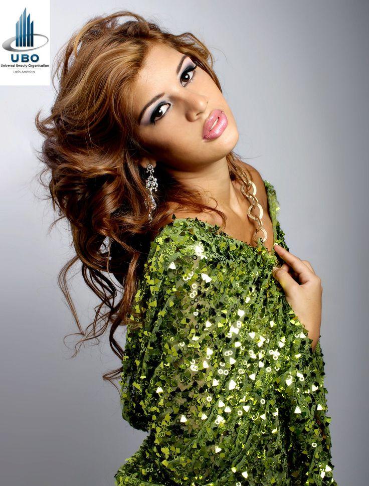 Miss Venezuela 2013 Fabiola Vargas Age : 20 Height : 179 35.5/23.5/35.5