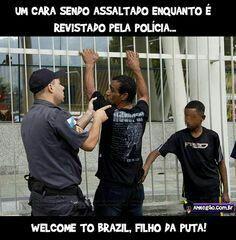 THIS IS BRAZIL NÃO HAVE REGRAS KKKK