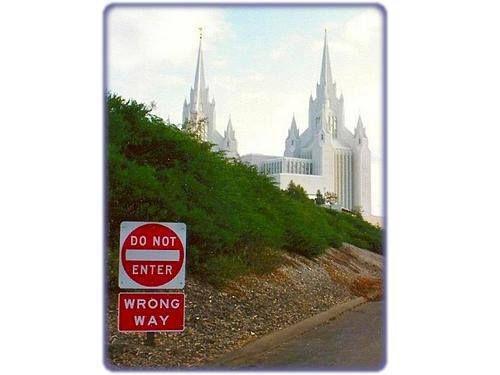 Mormon LDS temple ready?