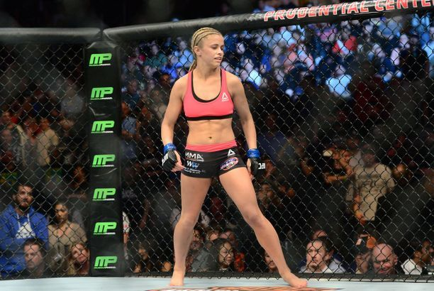 UFC on FOX 21: Paige VanZant vs Bec Rawlings booked for Aug. 21 in Vancouver