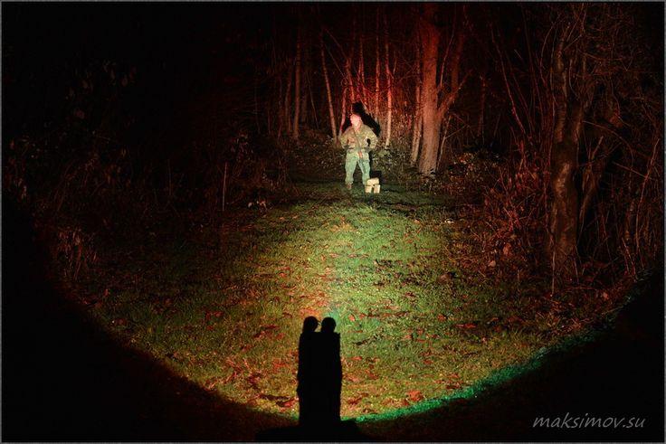Вот что будет, если совместить свет зеленого и красного фонаря #Armytek #Predator http://www.alfablaze.ru/Podstvolnye-fonari/