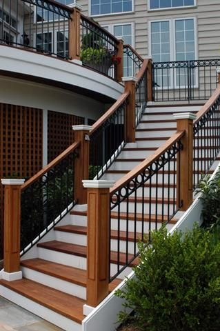 Best 1000 Images About Deck Railings On Pinterest Wrought 400 x 300