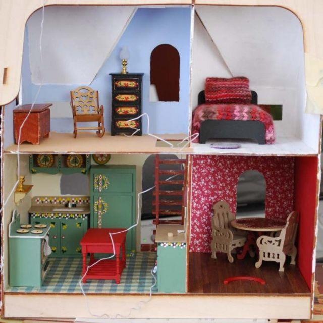 1000+ Images About Greenleaf Arthur Dollhouse On Pinterest