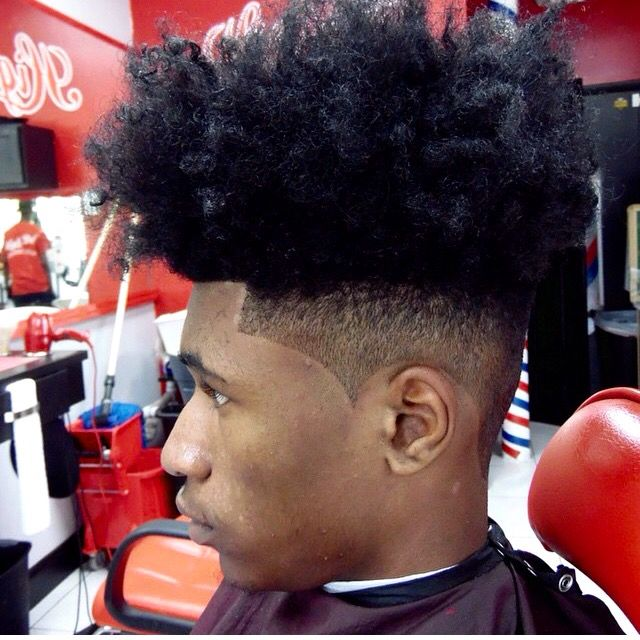 Dc Fade Haircut Find Hairstyle - Curly cut dc