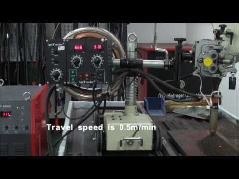 Submerged Arc Welding System