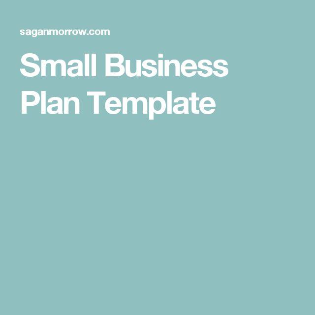 Más de 25 ideas increíbles sobre Small business plan template en - software business plan template