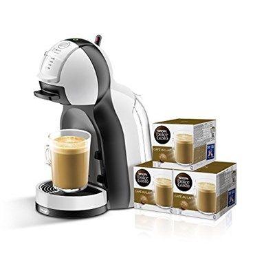 Chollo Amazon España: Cafetera DeLonghi Dolce Gusto Mini Me con 3 cajas, 77,75€, rebaja 30% del precio anterior y precio mínimo histórico