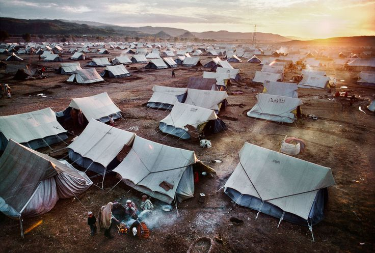 'Refugee camp in Peshawar', 1984. | 24 Striking Pictures Of Afghanistan By Photojournalist Steve McCurry