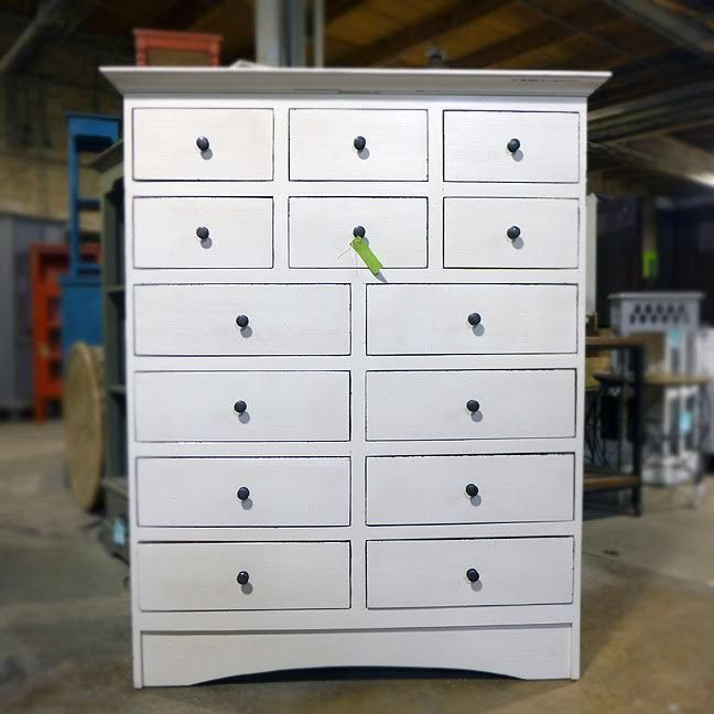 Large bedroom chest of drawers
