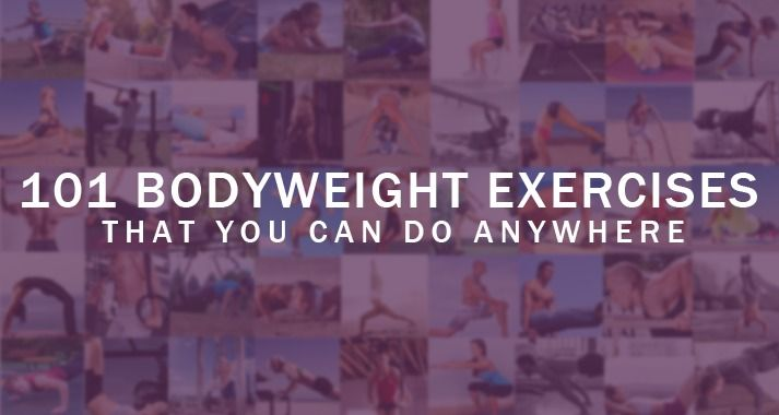 Bodyweight exercises are a simple and effective way of improving strength, muscular definition and flexibility without the need for any equipment.