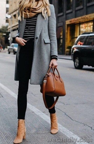 25 Inspiring Women Winter Outfit Ideas | CanDIY