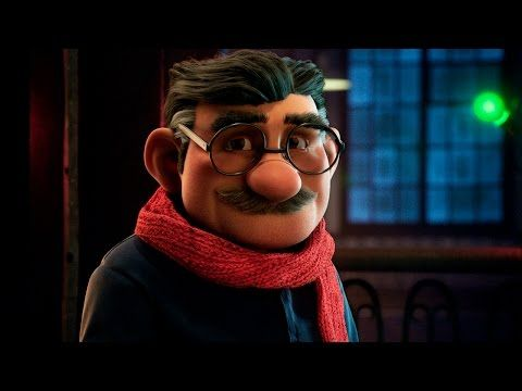 """THE SPANISH LOTTERY WILL WARM YOUR HEART WITH THIS PIXAR-STYLE CHRISTMAS SPOT """"a good protagonist always has 'an itch that they can't scratch.'"""""""
