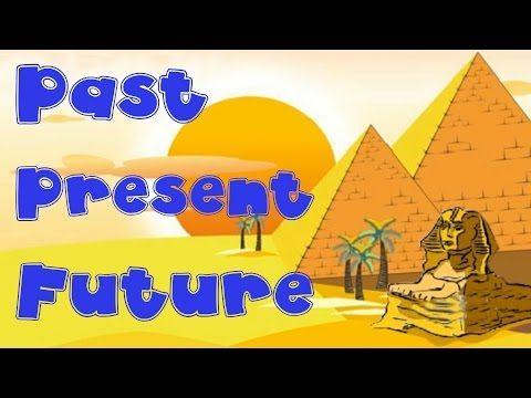 Indefinite Pronouns; Verbs: Past, Present, and Future Tense - English Grammar Lesson for Children - YouTube