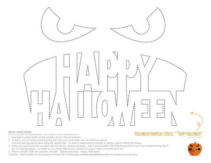 Best 25 jack skellington pumpkin stencil ideas on pinterest casey henson blog halloween pumpkin carving stencils the nightmare before christmas pronofoot35fo Gallery