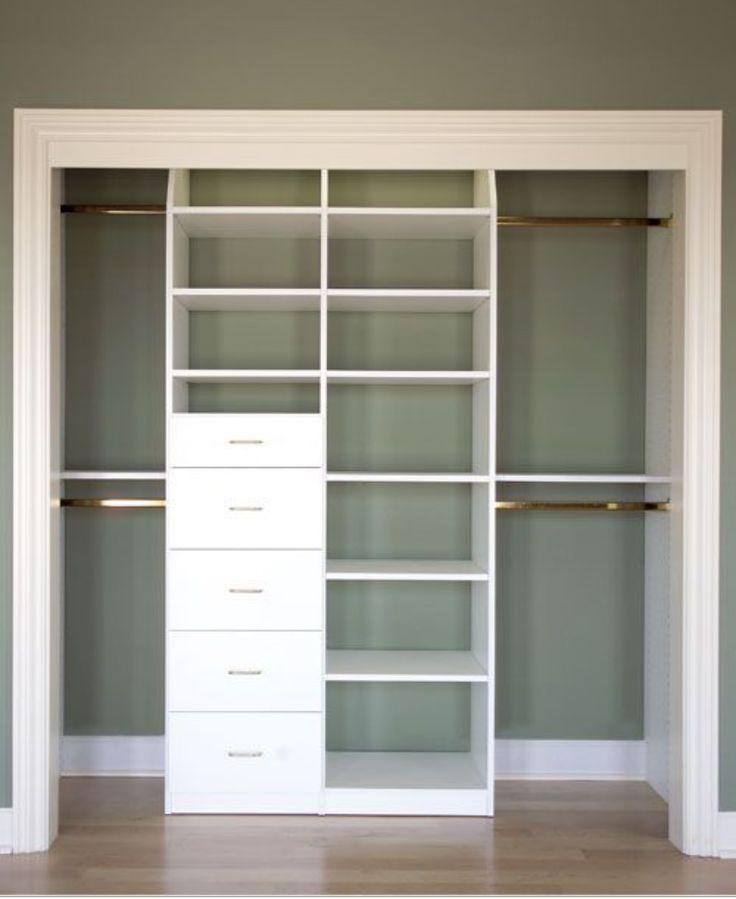 Best Wardrobes Images On Pinterest Wardrobe Closet Bedroom - Closet door designs can completely change decor