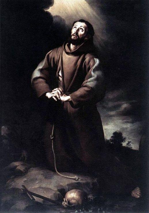 Рассылка номер 17: Христианская медитация - 16 - Святой Франциск Ассизский