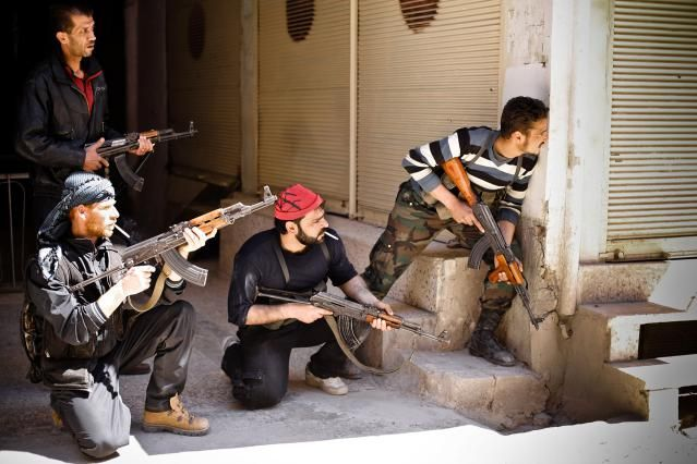 Civil war in Syria grew out of the anti-government uprising that started in March 2011. Who are the main players and their foreign sponsors? Who supports the government? Is the conflict in Syria a religious war? See here for all the latest background information on the conflict.