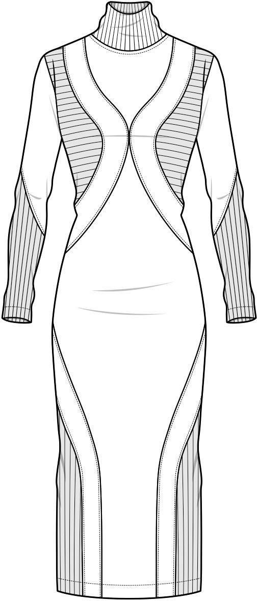 Flat sketch | ♦F&I♦