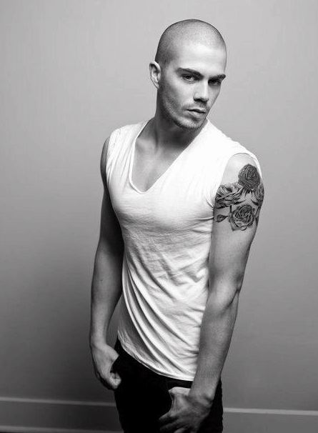 The Wanted's Max George #MaxMonday -> http://www.tumblr.com/tagged/max+monday