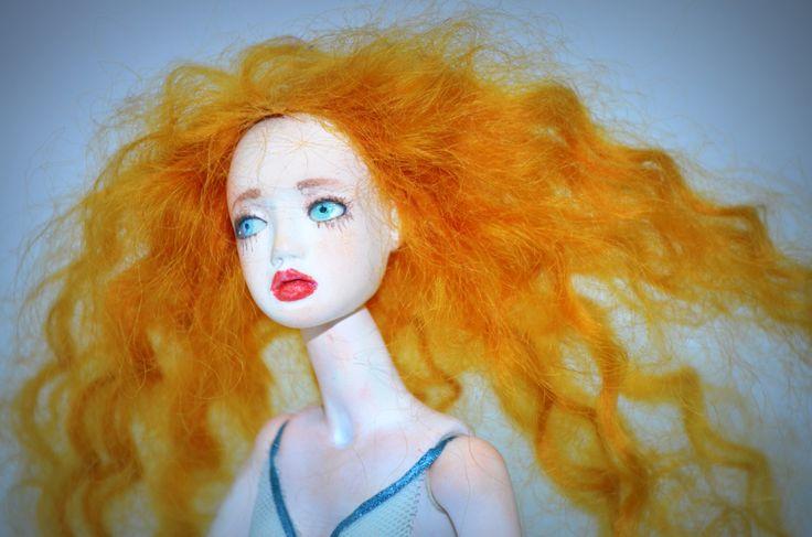 Кукла от Виктории Шалаевой
