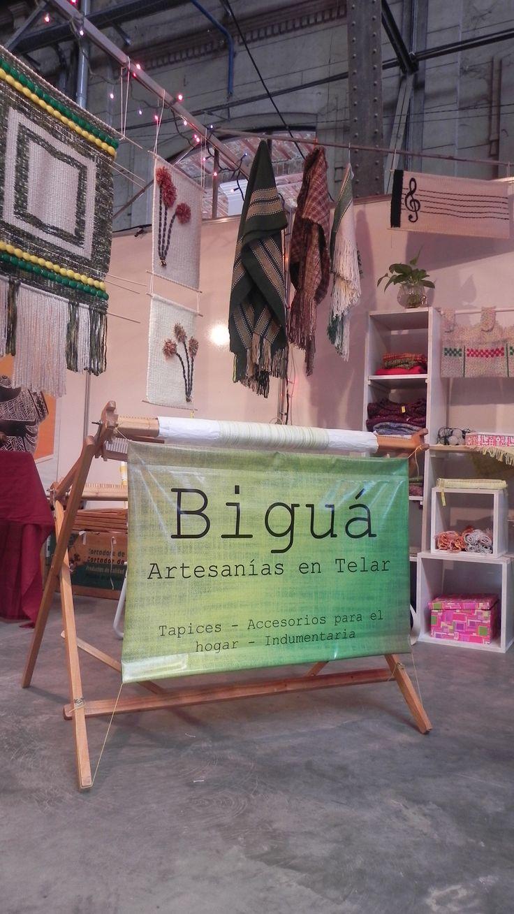 Biguá dice presente en la nueva Feria Navideña de Diseña Santa Fe