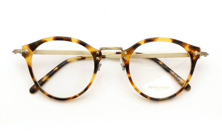 OLIVER PEOPLES [OP-505 DTB/AG] | archive collection | PonMegane