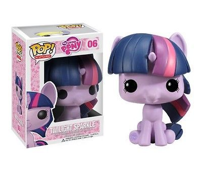 My Little Pony Twilight Sparkle Funko Pop Vinyl Figure | eBay