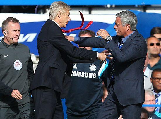 Arsenal v Man Utd no longer a title decider says Wenger http://ift.tt/2BAH7vH