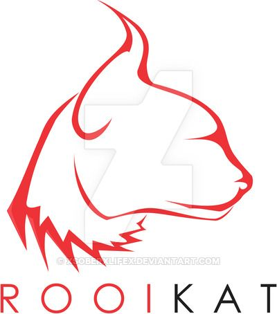 Rooikat logo by xsoberxlifex on DeviantArt