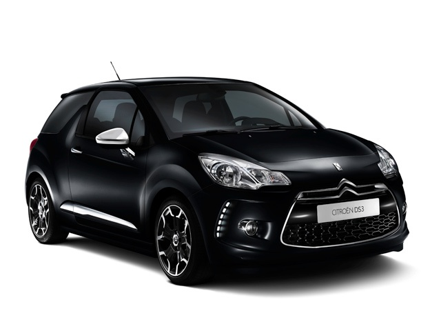 Citroen DS3 put some red accents on it and that would be perfect