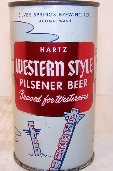 Western Style Pilsener Beer, USBC 145-11. Grade 1 – Beer Cans Plus