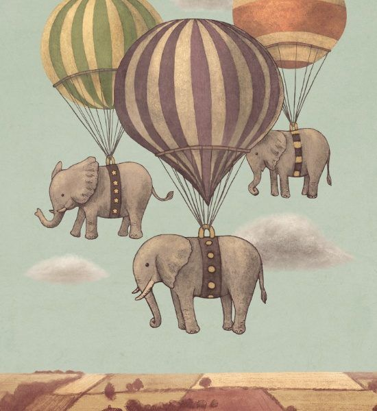 highflying elephants