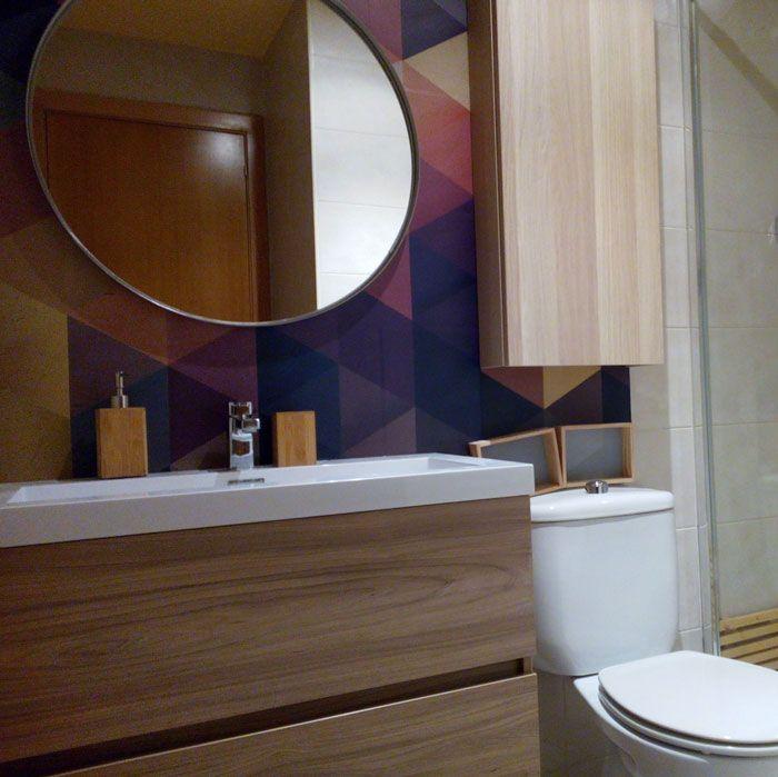Las 25 mejores ideas sobre cuarto de ba o con mosaicos en - Mosaicos para banos ...