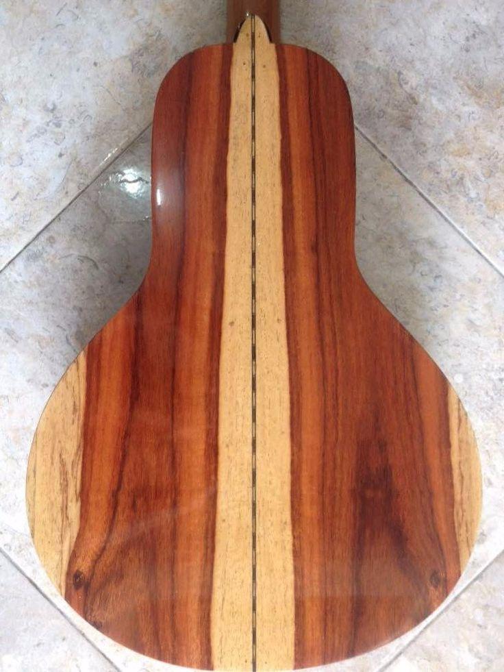 Bandola Llanera Roble Maria - 21 Frets Concert Instrument