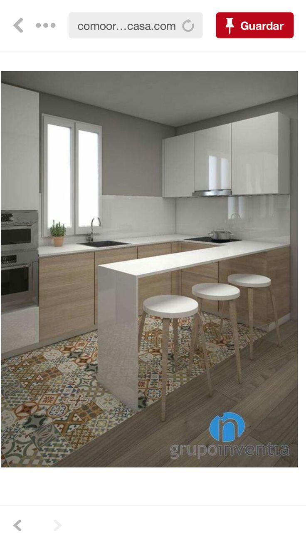 25 best Remodelación cocina images on Pinterest   Kitchen ideas ...