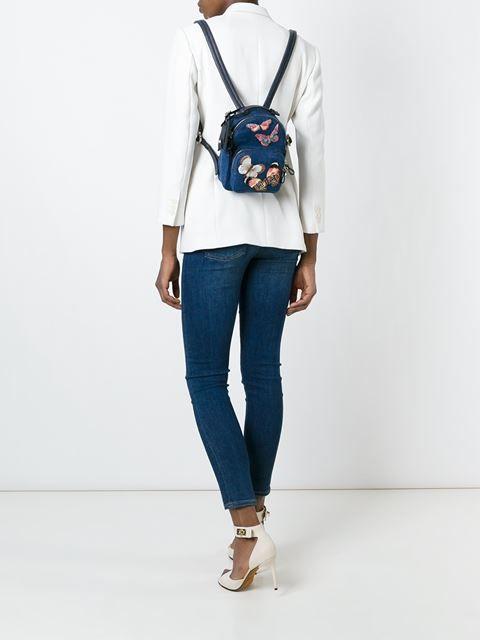 Valentino Garavani джинсовый рюкзак